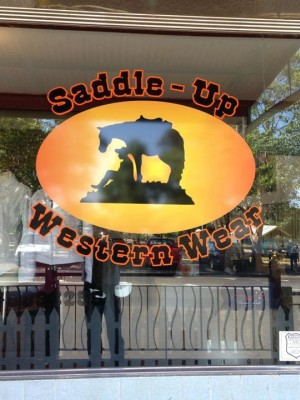 Saddle-Up Western Wear