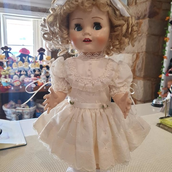 Restoration at Sydney's Original Doll Hospital