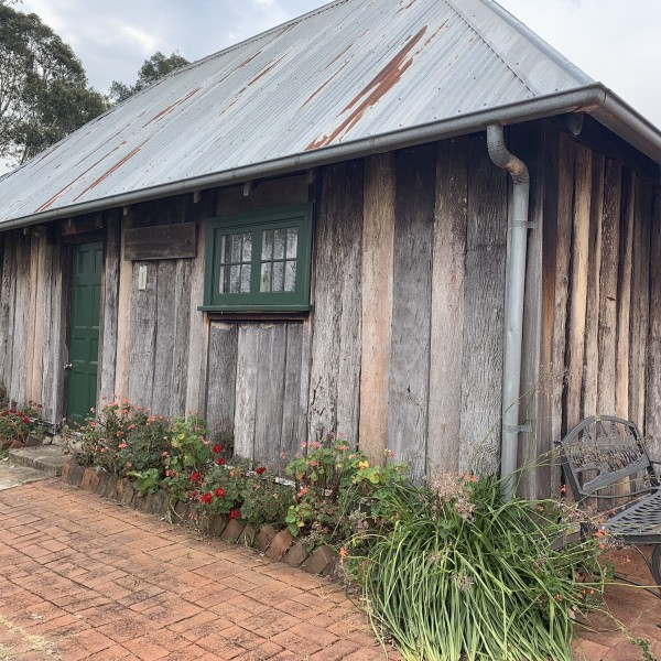 Cottage at the Wollondilly Heritage Centre & Museum