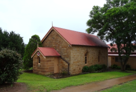 Uniting Church Glenmore