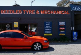 Beedles Tyre & Mechanical