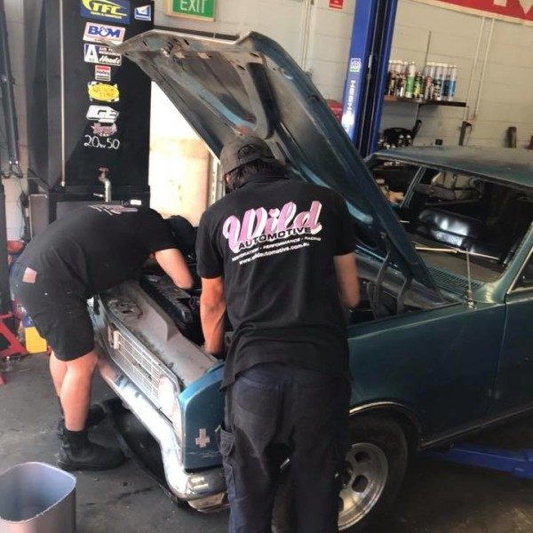 Wollondilly Muscle Car Specialists
